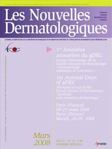 Les Nouvelles en Dermatologies